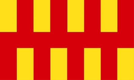 Northumberland County Flag 5ft x 3ft